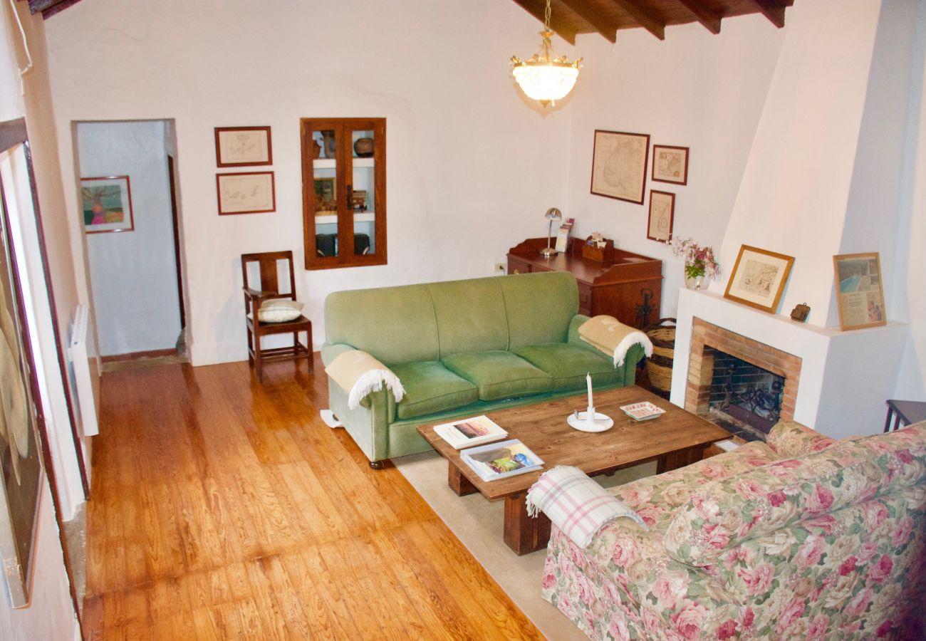 Villa en Vega de San Mateo - La Casa del Moral