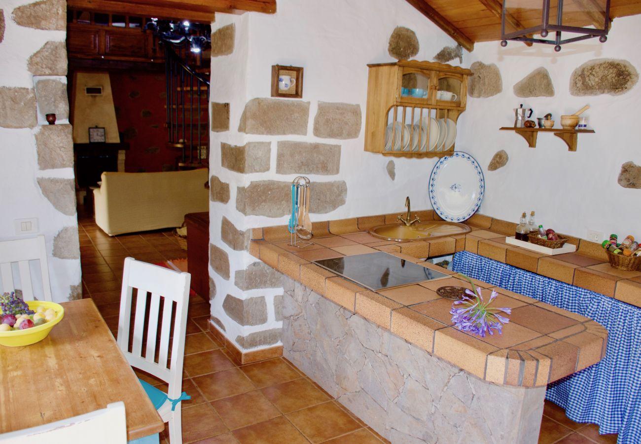 Casa en Valleseco - La Casa del Caminante